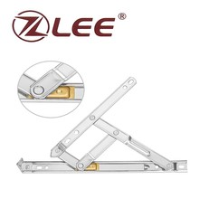 19mm copper round groove sus304 stainless steel window stay hinge
