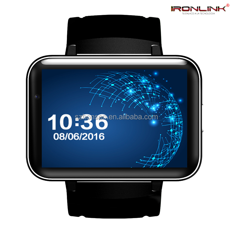 2.2 inch touch Screen Android 4.4 Smart Phone Watch with Camera Wifi Hand Watch Mobile Phone