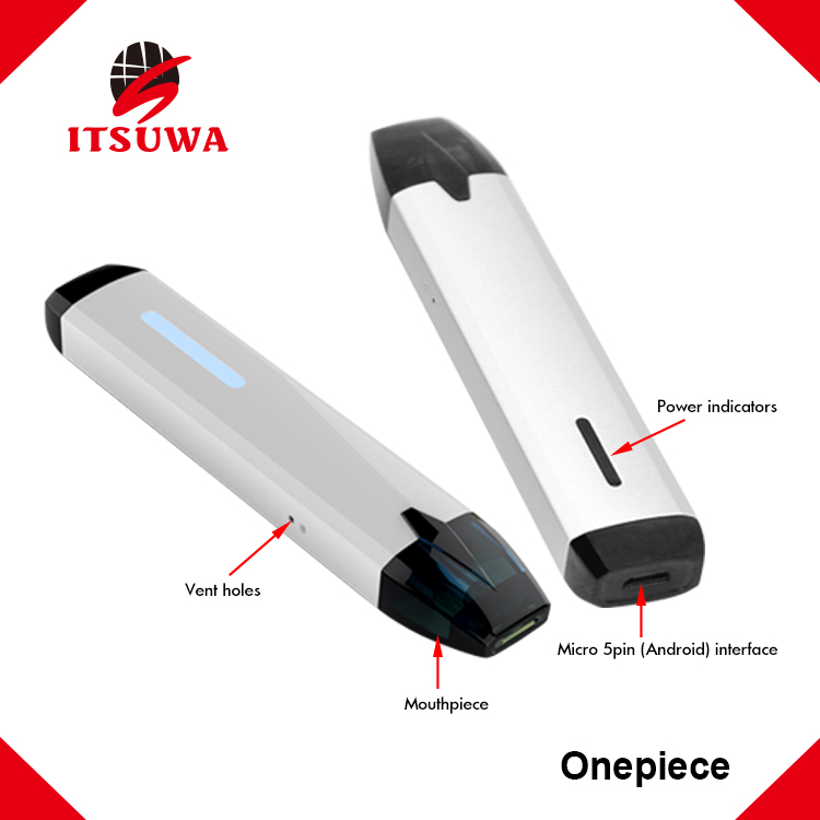 Itsuwa Shenzhen manufacturer vape disposable cartridge 2ml Onepiece pod vape
