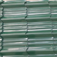 Color coated corrugated galvanized steel sheet with price
