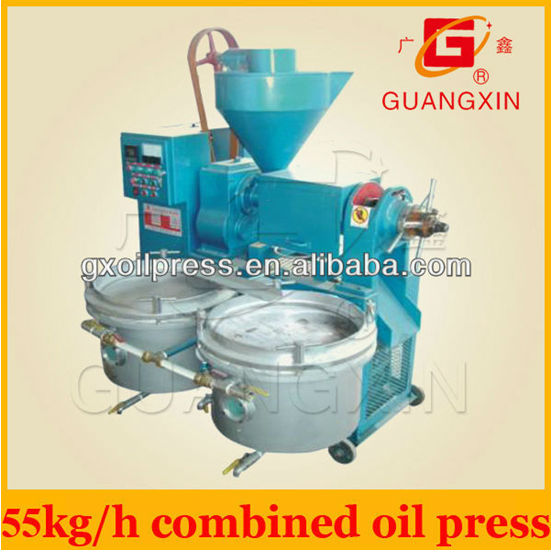 cold press flavored castor oil making machine with nutritious preserved
