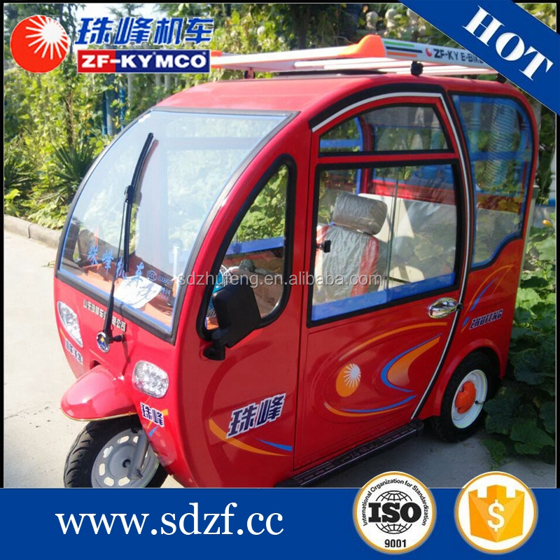 China famous e loading old tricycle for disabled persons