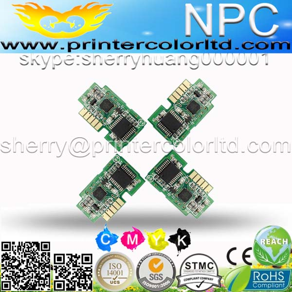 Compatible Samsung CLT 506 toner cartridge chip
