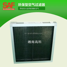 Heavy Duty Wholesale Cheap Price Flat panel pre air filters heavy duty coarse air filter vertical laminar flow hood