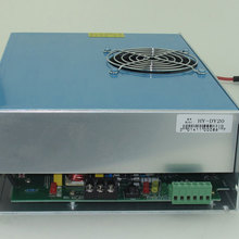 High voltage 80w-100w power supply co2 laser power for laser machine