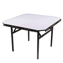 Multipurpose folding eating tables custom folding table