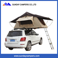 Hawk wing roof tent awning
