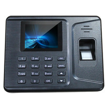 Cheapest Model fingerprint biometric time attendance system
