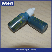 Alibaba China Indelible Ink/customized stamp pad ink for voting