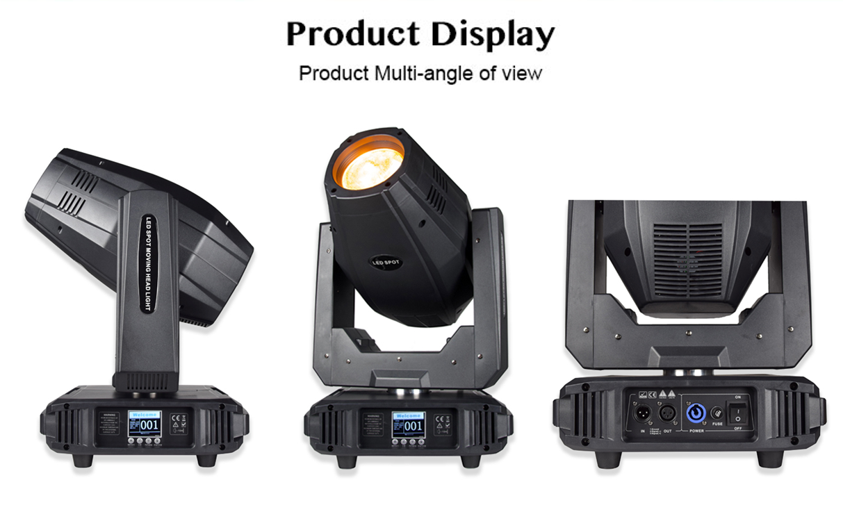 High quality led 300w led gobo light 3in1 beam spot wash moving head led stage light