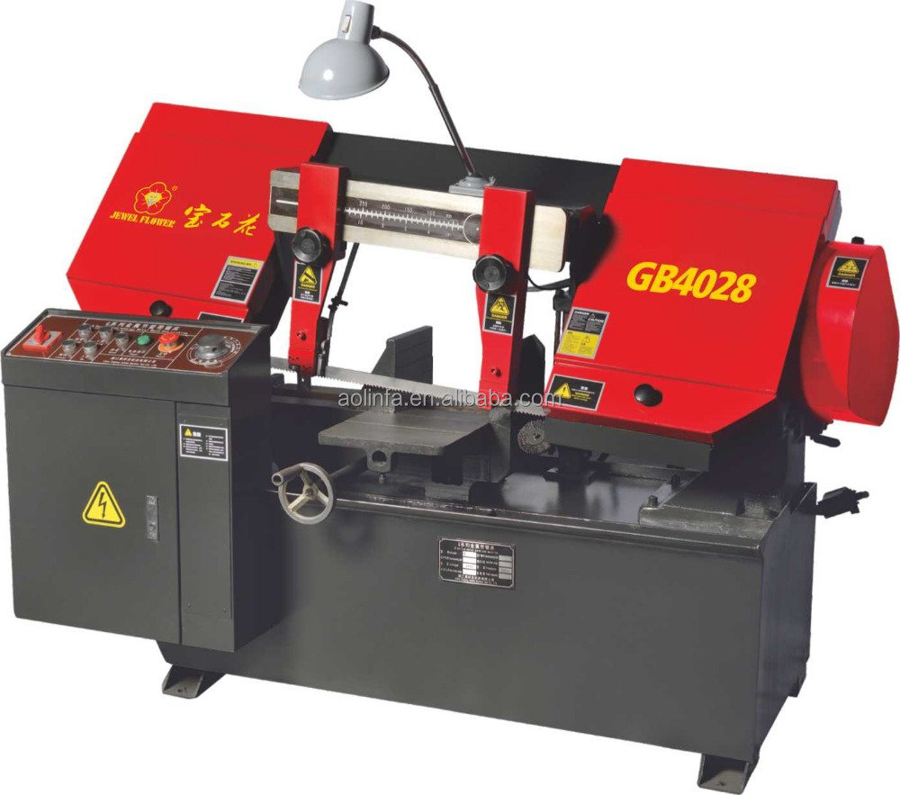 s-series band sawing machine