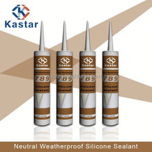 UV Resistant Neutral Silicone Sealant For Sealing of Exterior and Interior Materials