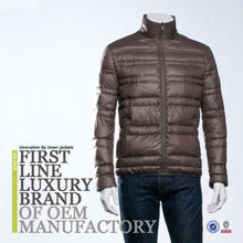 Men Lightweight Down Jacket For The Winter Brand Clothing