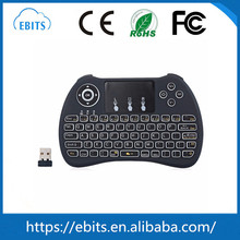 Air mouse Bluetooth wireless mini Keyboard for Android lg smart tv box