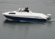 6400 professional motorboat