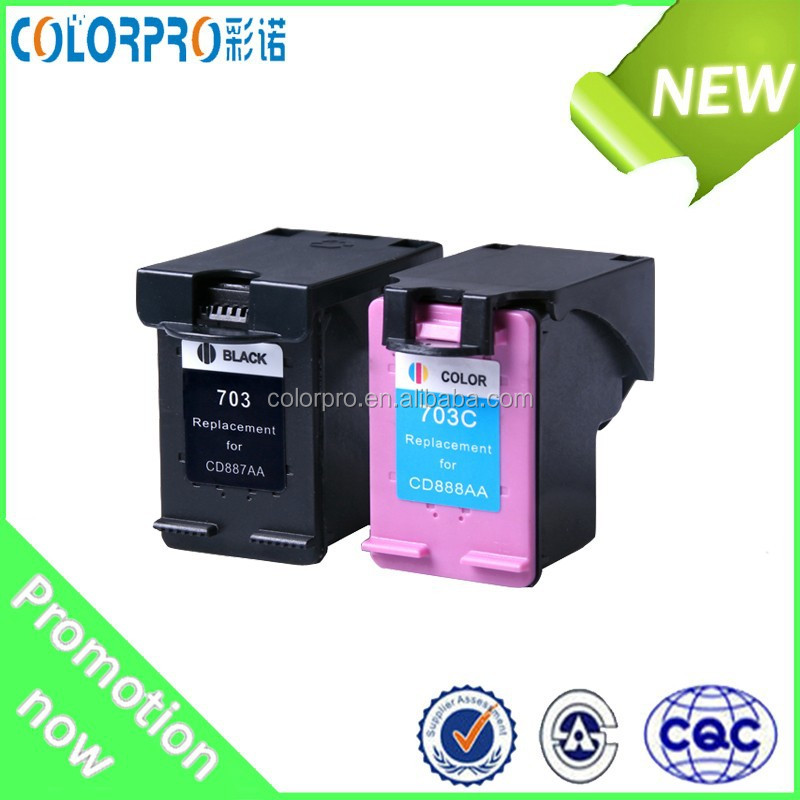 NEW Ink Cartridge Compatible For HP 703 Tri color,CD888AA