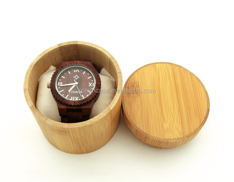Custom Hottest and Best Quality Wood Bamboo Packing Box for Watch