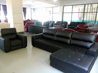 Luxury middle east style sofa set living room furniture leather sofas and home furniture