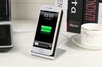 qualified oem factory QI wireless mobile charger with low cost