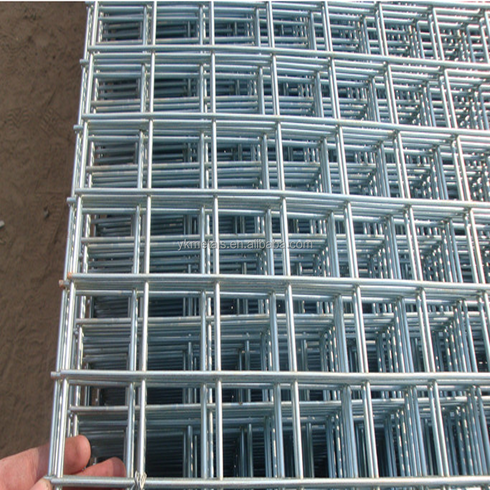 2015 Hot Sale ! Heavy Gauge Welded Wire Mesh Panel ( manufacturer)