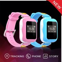 Manufacturer wholesale 2016 latest cheapest waterproof 3G mini MP3 android gps smart watch