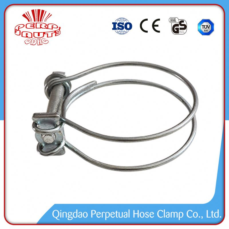 Fasteners Double Wire Rope Clips Clamp