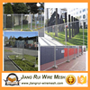 heavy duty steel galvanized temporary fence