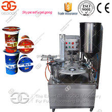 Hot Sale Yogurt Cup Filling Sealing Machine Cup Filling Sealing Machine
