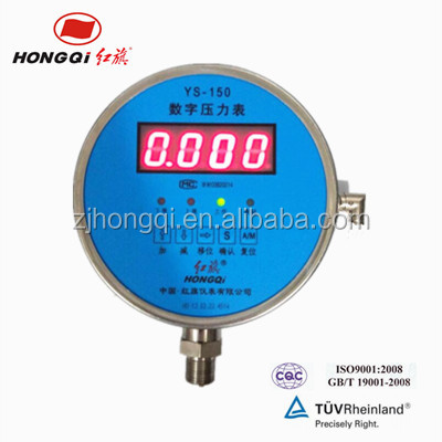 Laser welding machine wise pressure gauge for diameter measurement instrument