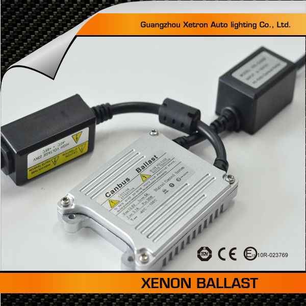 Factory High Quality 55W Free Replacement HID Electronic Ballast for Latest European and American cars Xenon Headlamp
