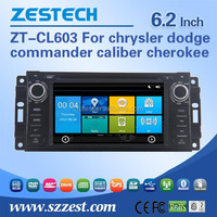 2 din car gps for Jeep Liberty/Patriot/Wrangler car navigation with DVD radio RDS BT TV 3G SWC car gps navigation system