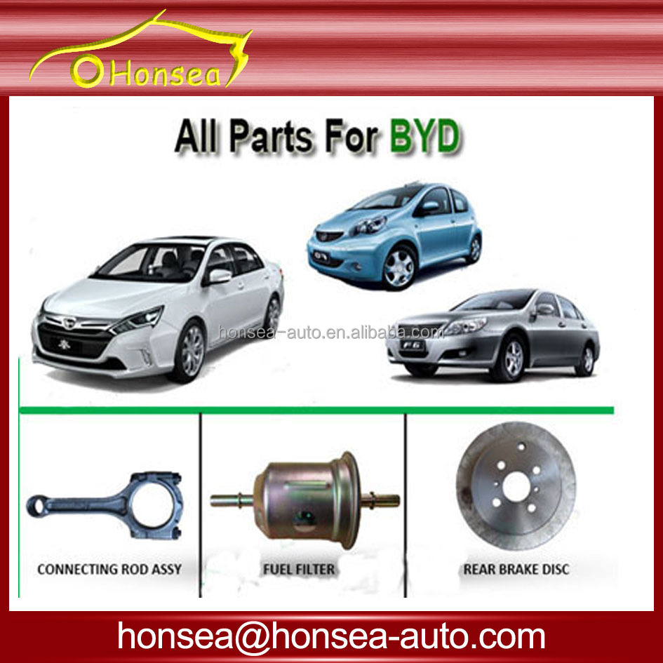BYD parts BYD spare parts for BYD car