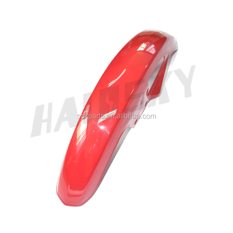 HAISSKY Motorcycle Parts Spare Factory Direct Selling Motorcycle Fender