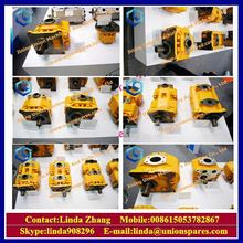 For komatsu WA300-3L WA320-3CS.WA320-3DZ WA300L-1 WA320-3 loader gear pump 705-55-24130 hydraulic Lift dump steering pump