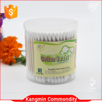 200pcs hot q tip cosmetic buds cotton swabs