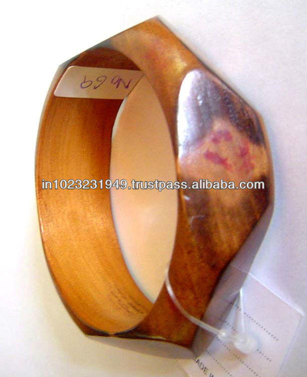 Wooden Designer Bangle