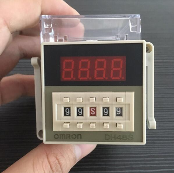 High Quality DH48S-2Z Digital Time Relay Brand Time Delay Relay 0.1s-99 Hours Setting Relay