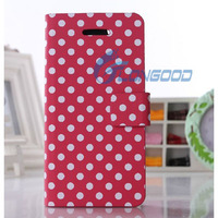 Book Style Leather Case Mobile Phone Case For iPhone 5 5C