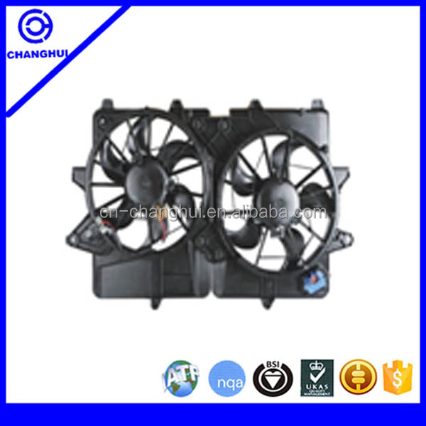 Alibaba high quality auto electric cooling fan assembly for 5M6Z8C607AH FORD Ford Escape Hybrid 2008 up 8414599099 6/5