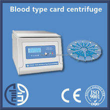 TD40-WS Blood type card centrifuge blood bank centrifuge blood bag centrifuge