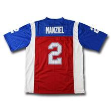 Manziel #2 Montreal Red Football Jersey