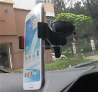 Design hot sell sucking disc car mobile phone holders