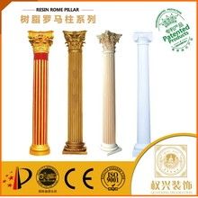 Hot stamping Hotsell pvc my order plastic roman crystal wedding aisle pillar for weddings decorfor homes