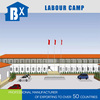 prefabricated house accommodation house for workers