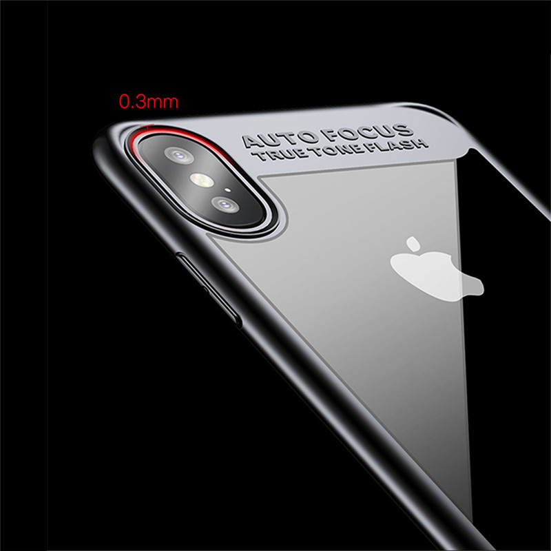 For iphone 8 case tpu+pc , phone case for iPhone X