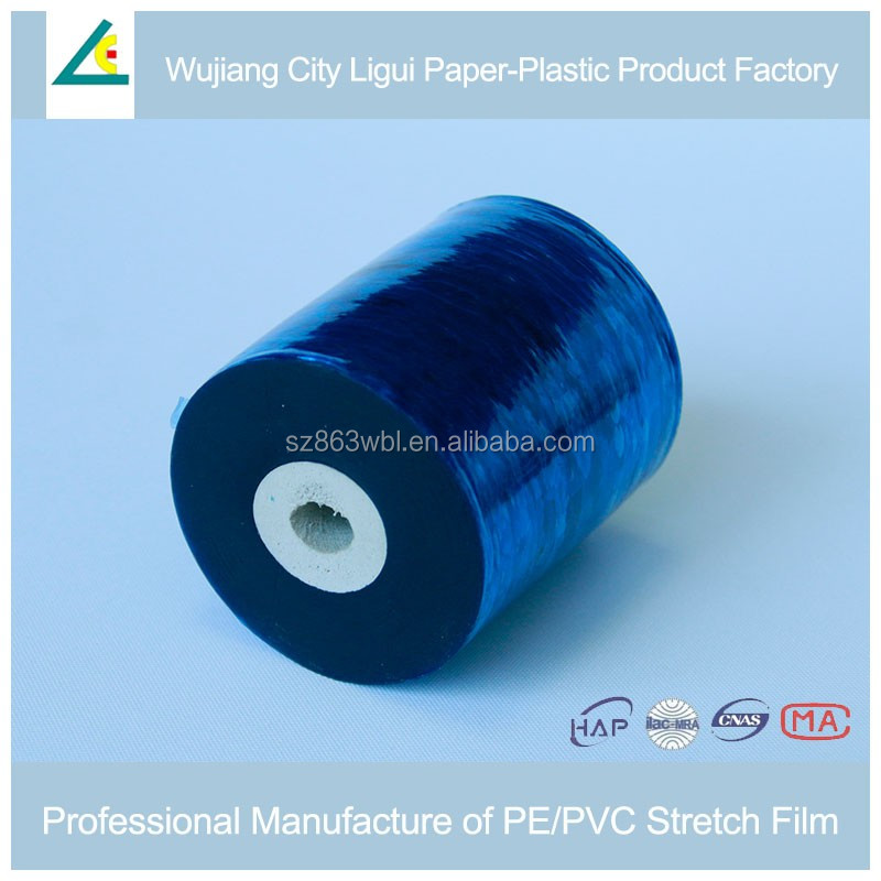 Smart Stretch PVC Protective Film Blue