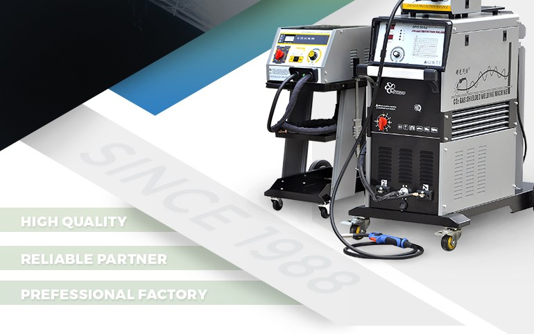 sales service provided 270A automaitic robot MIG welder