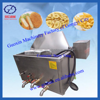 Energy saving potato chips fried machine supplier