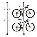 Topeak floor to ceiling Bike stand display stand