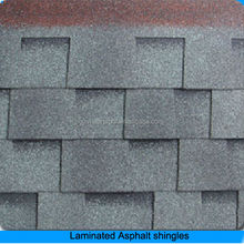 colored asphalt roofing shingle in China